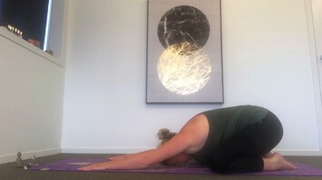 new moon yin yoga flow  yoga  oils nz