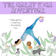 ​The Great Yoga Adventure - 23rd January 10am