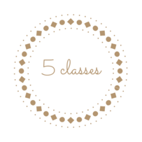 5 Class Yoga Concession Pass