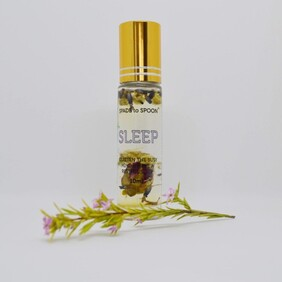 SLEEP: Natural Sleep Support - quieten the busy mind and have a restful sleep