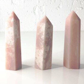 Pink Opal Towers