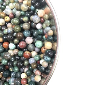 Indian Agate Loose Beads