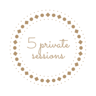 5 Private Session Pass