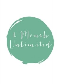 One Month Unlimited Yoga Pass