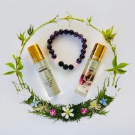 MEDITATION & LOVE: Essential Oil Blend Gift Pack