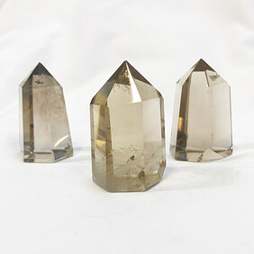 Smoky Quartz Towers